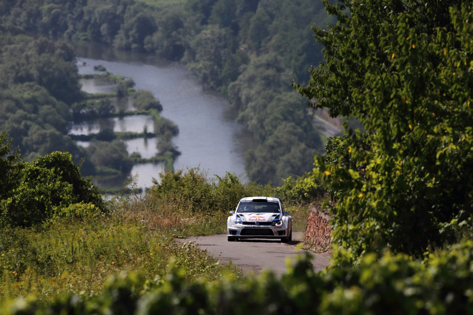 WRC 2013 - ADAC Rallye Deutschland