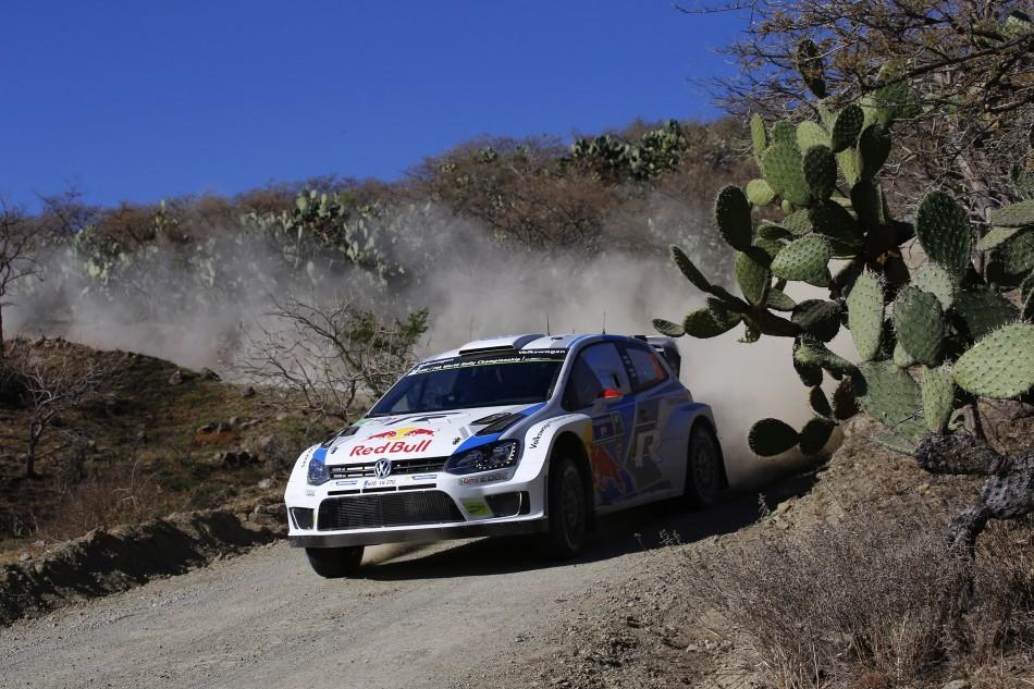 WRC 2014 - Rally Mexico