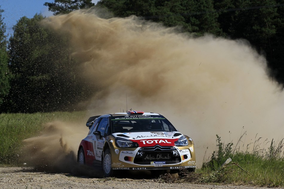 WRC 2014 - Lotos Rally Poland