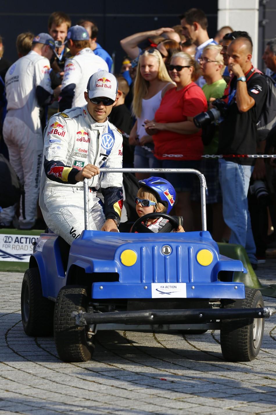 WRC 2014 - Rally Finland