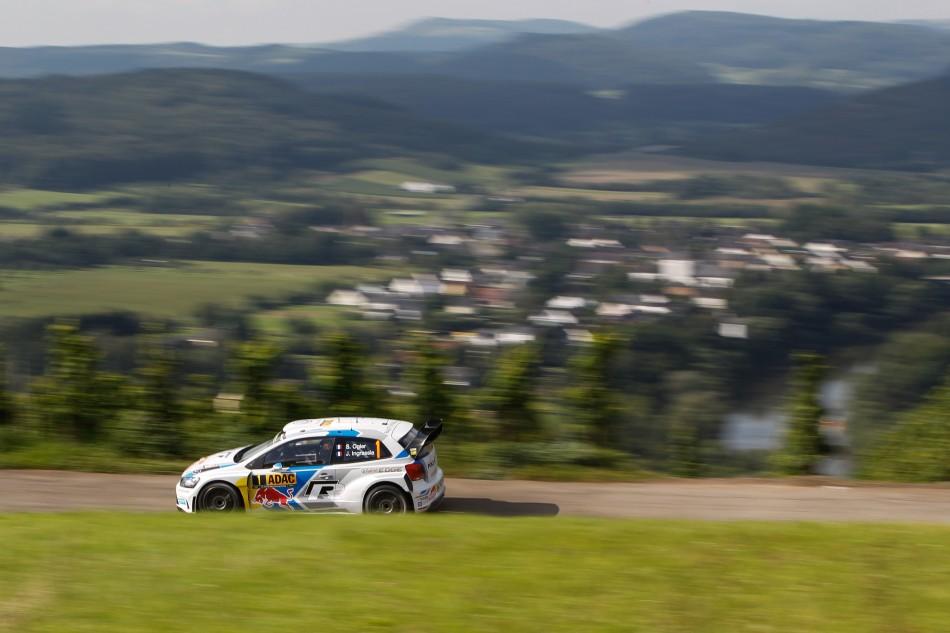 WRC 2014 - ADAC Rallye Deutschland Gallery
