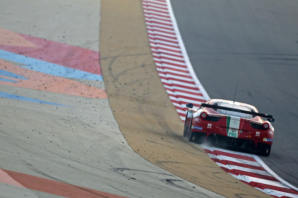 WEC 2013 - 6 Hours of Bahrain