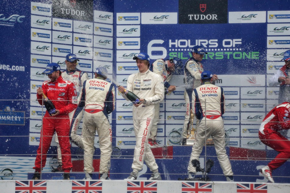WEC 2014 - 6 Hours of Silverstone