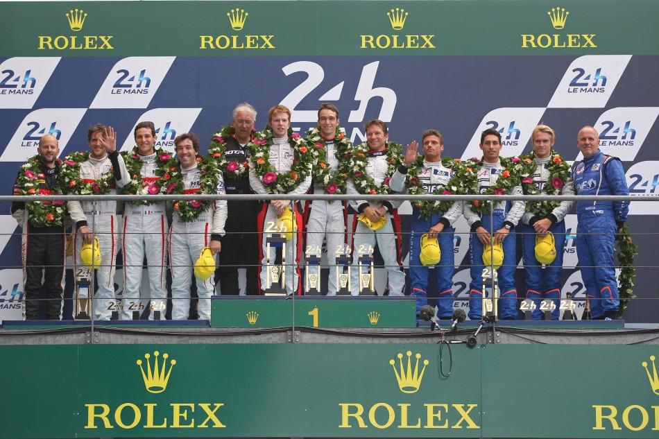WEC 2014 - 24 Heures du Mans