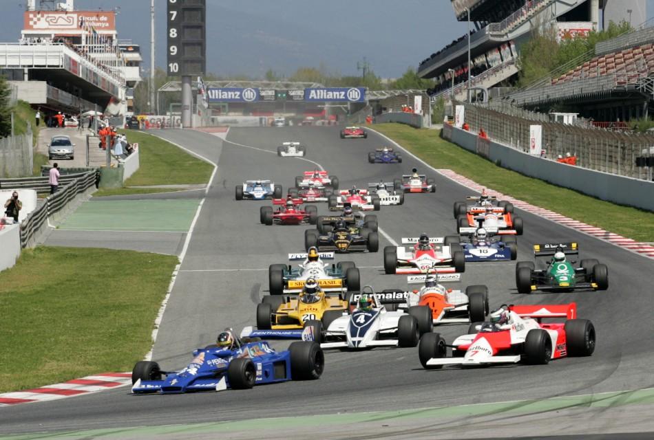 FIA Masters Historic Championships 2013 - Barcelona