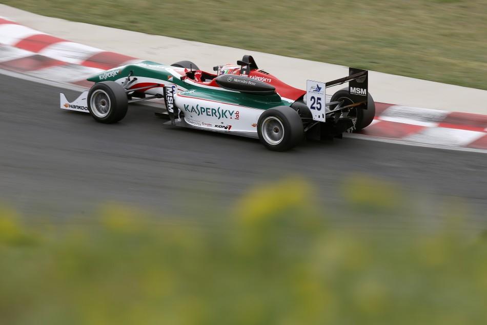 F3 European Championship 2014 - Tests in Hungaroring