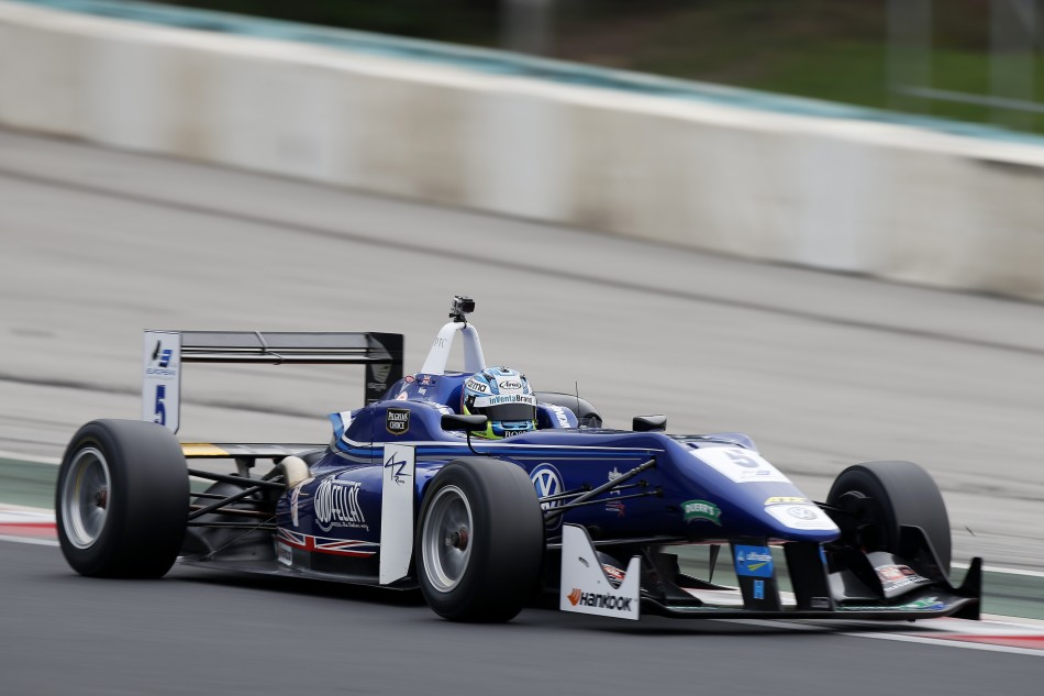 F3 European Championship 2014 - Tests in Hungaroring