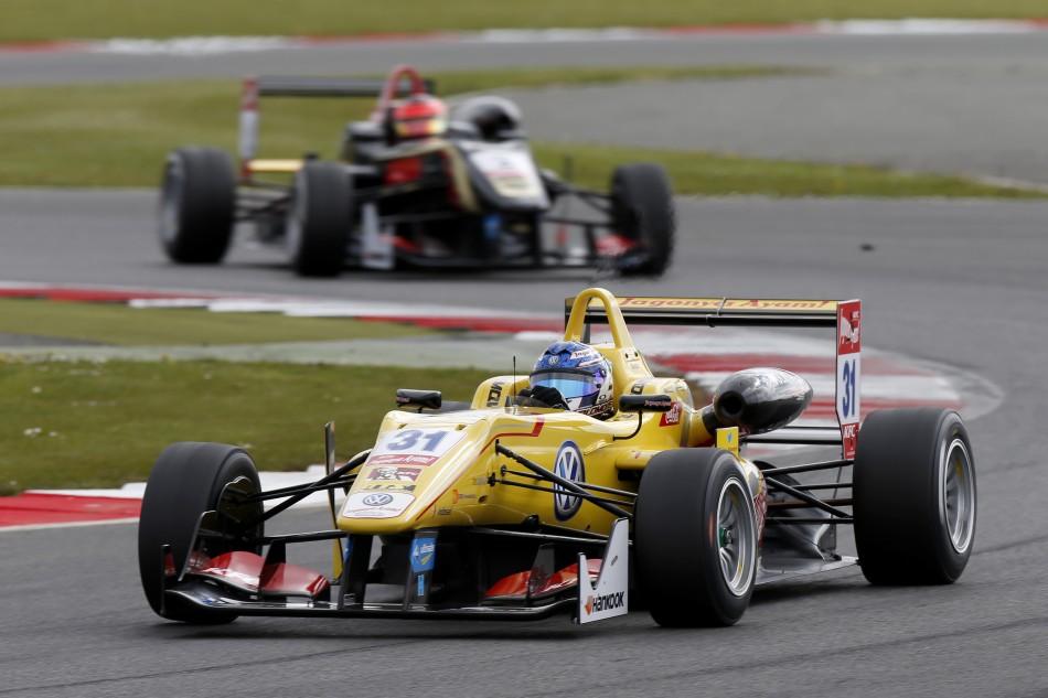 F3 2014 - Silverstone