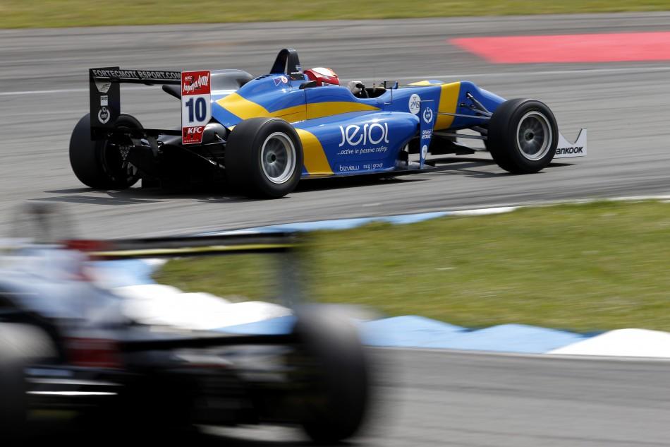 F3 2014 - Hockenheim 1