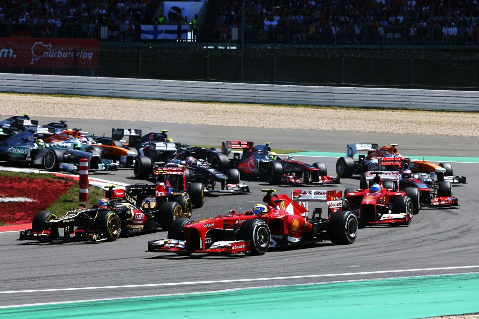 F1 2013 - German Grand Prix
