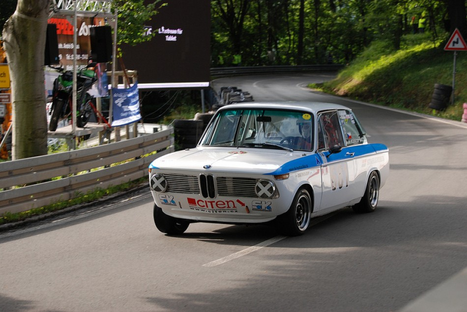 Historic Hill-Climb Championship 2013 - Glasbachrennen
