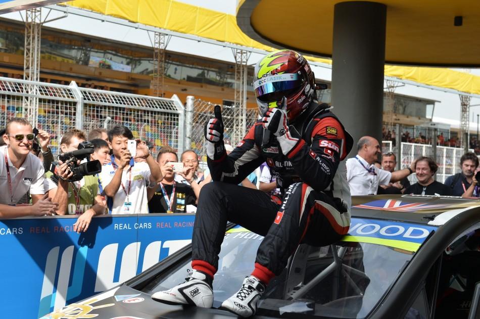 WTCC 2013 - Macau