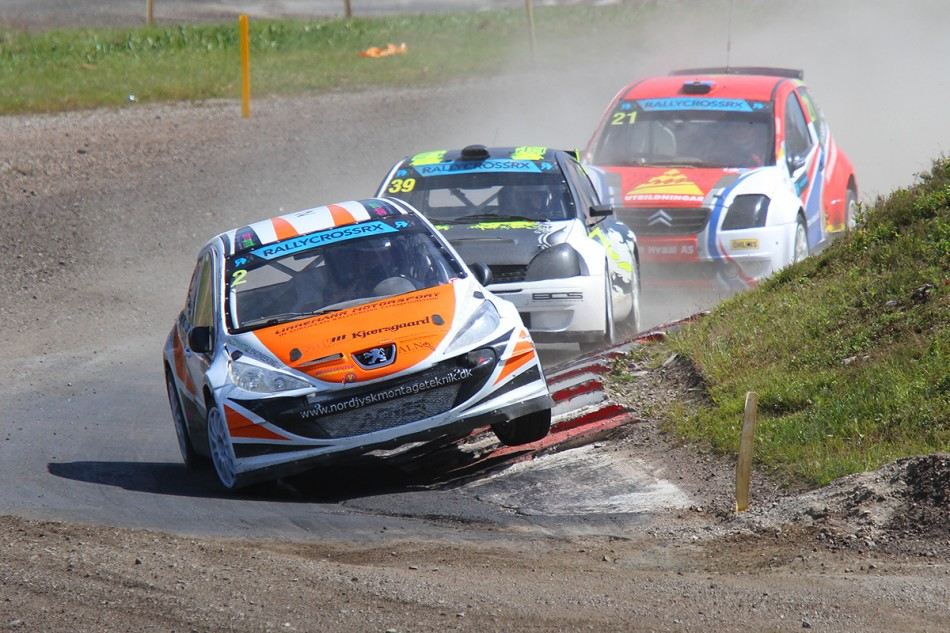 European Rallycross Championship 2013 - Sweden