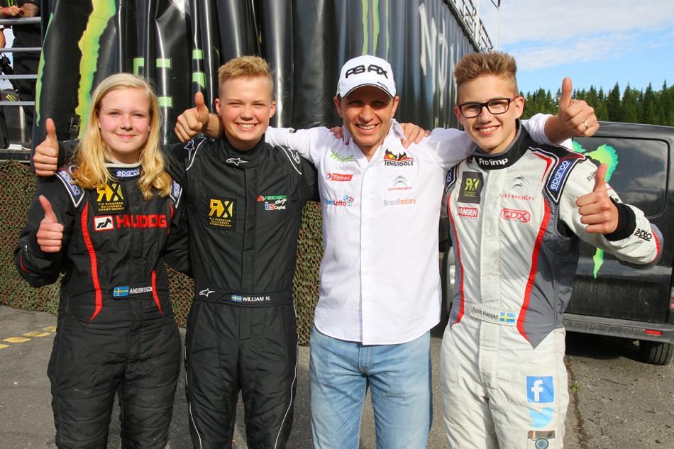 European Rallycross Championship 2013 - Norway