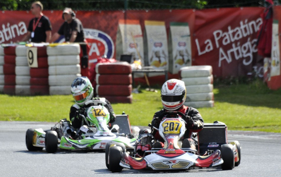 CIK-FIA KZ & KZ2 European Championships