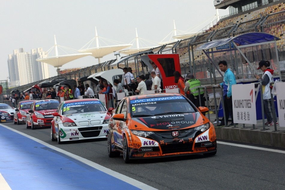 WTCC 2013 - Race of China