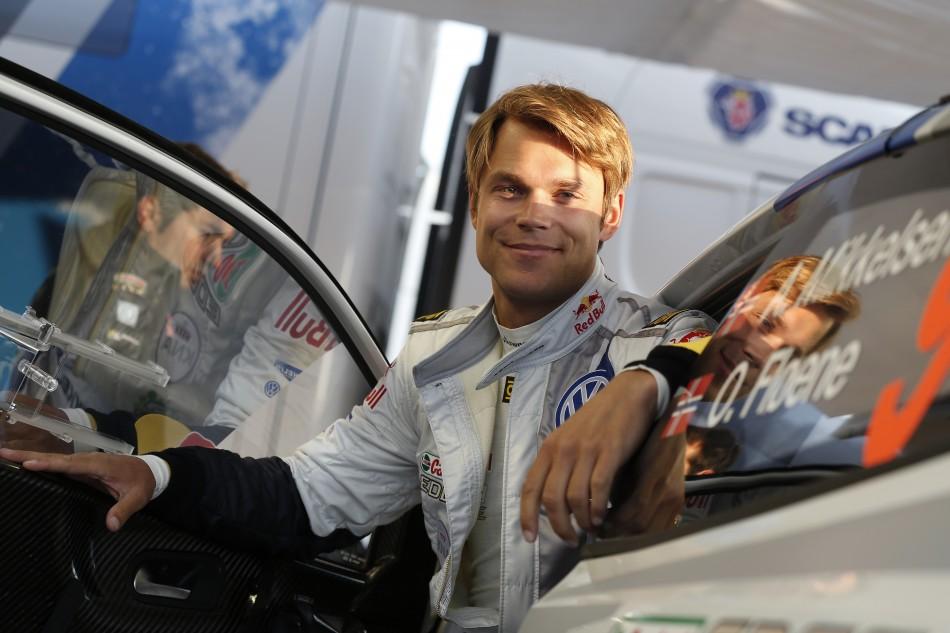 WRC 2014 - Rally Italia Sardegna