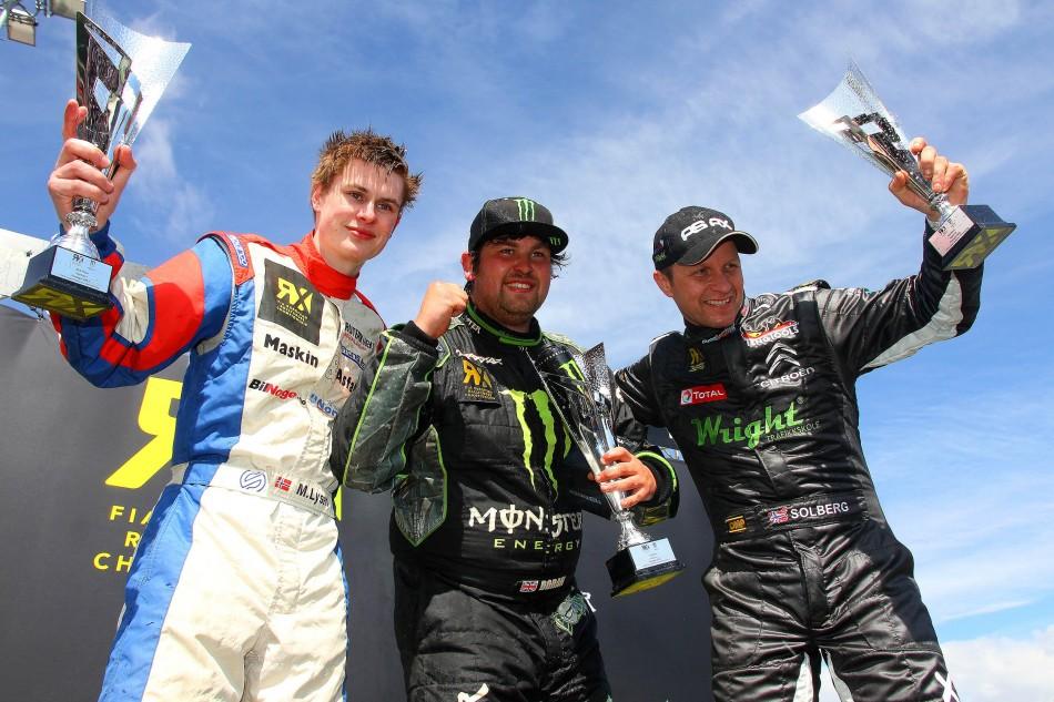 European Rallycross Championship - Montalegre