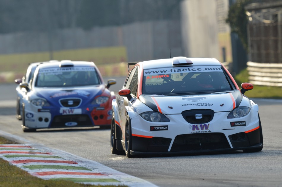 European Touring Car Cup - Monza
