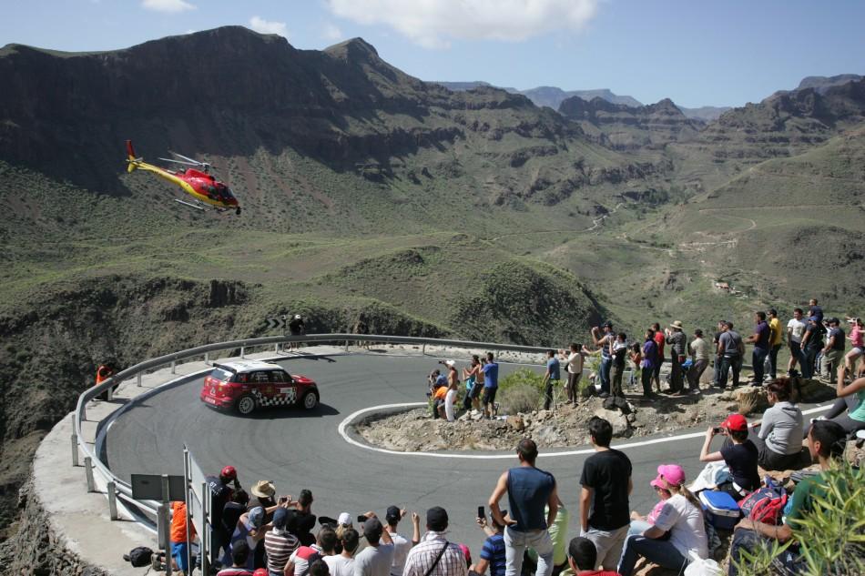 ERC 2013 - Rally Islas Canarias