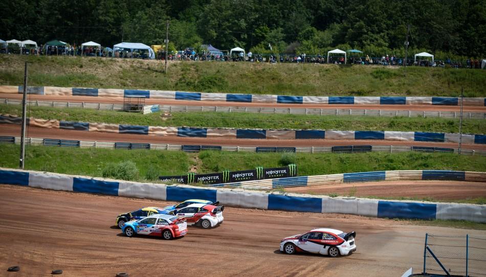 European Rallycross Championship - Nyirad