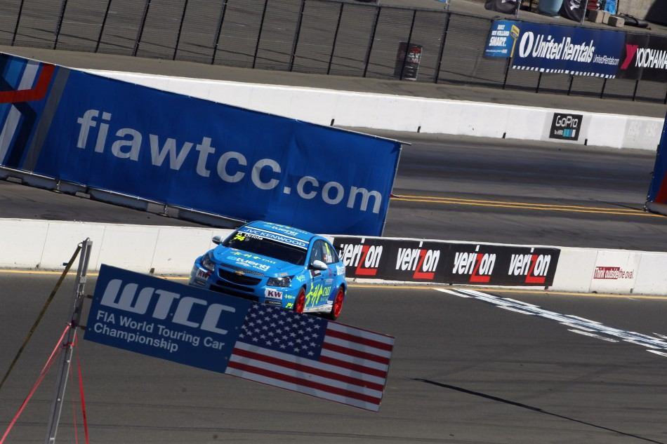 WTCC 2013 - Race of USA