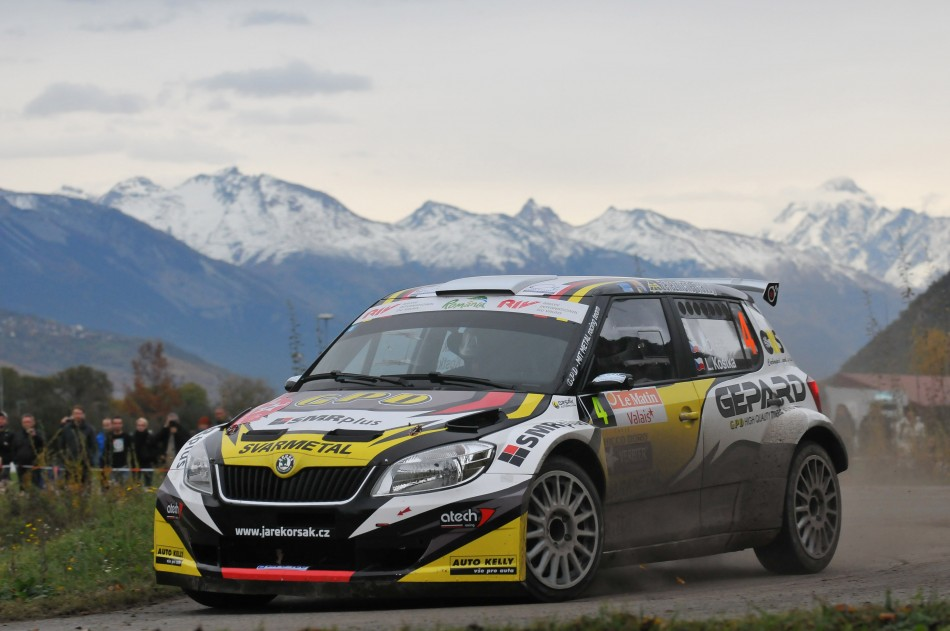 ERC 2013 - Rally International du Valais