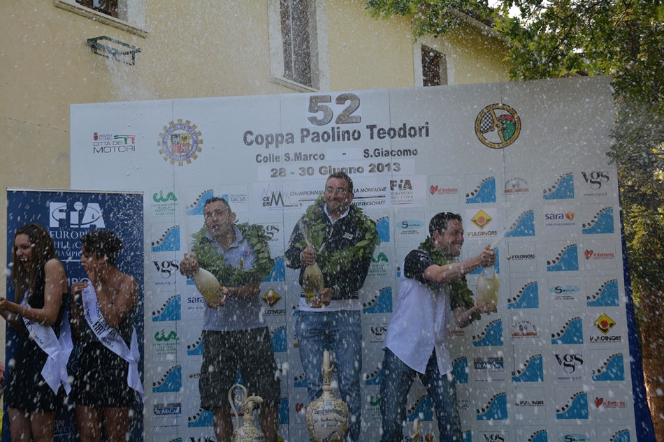 European Hill Climb Championship 2013 - Ascoli
