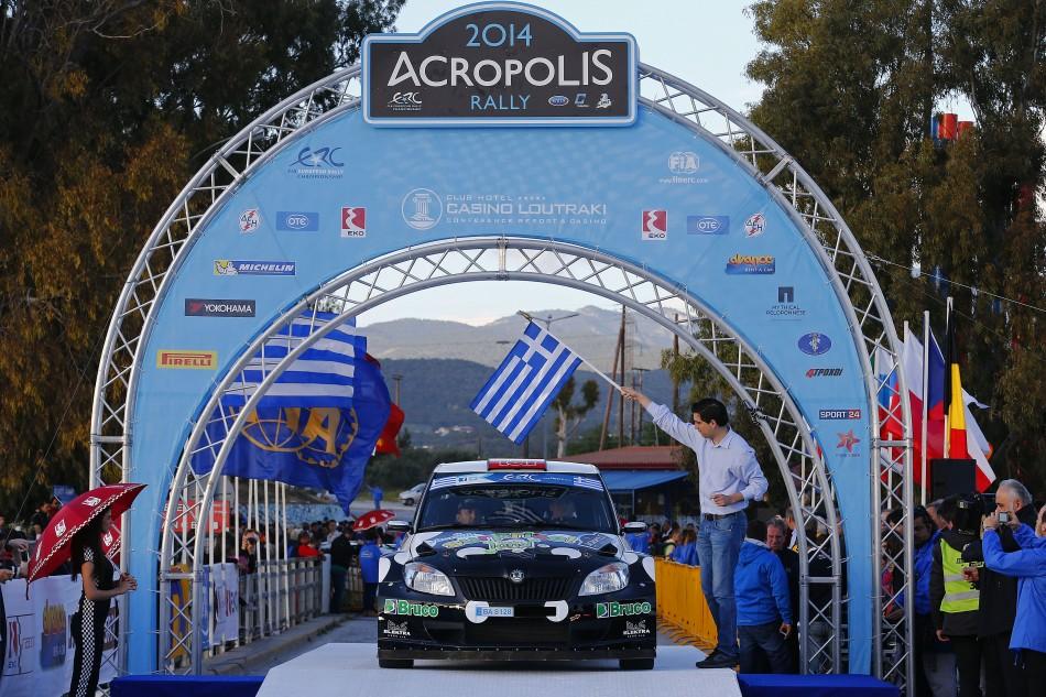 ERC 2014 - Acropolis