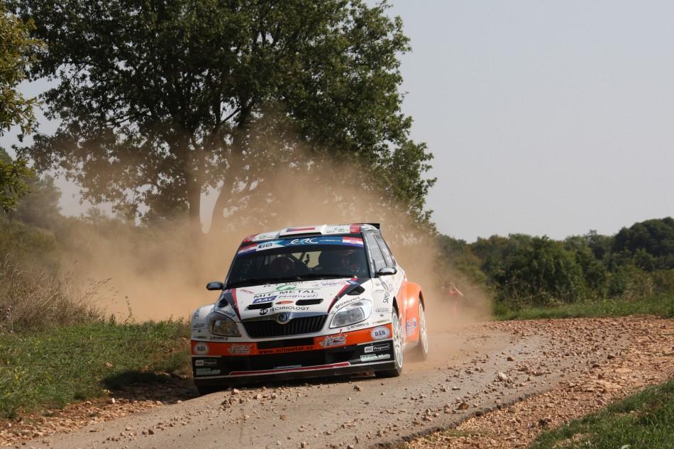 ERC 2013 - Croatia Rally