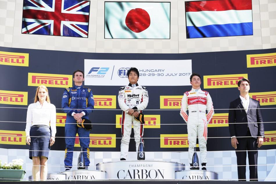 F2, formula 2, motorsport, Race of Hungaroring, FIA