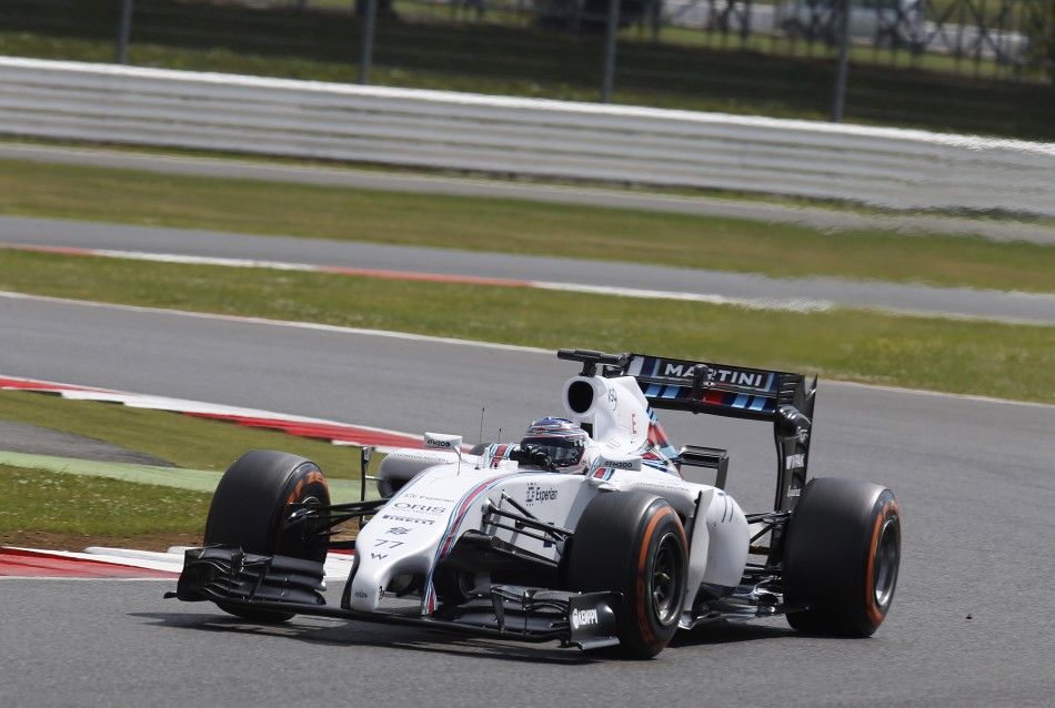 F1 2014 - Silverstone In-Season Test
