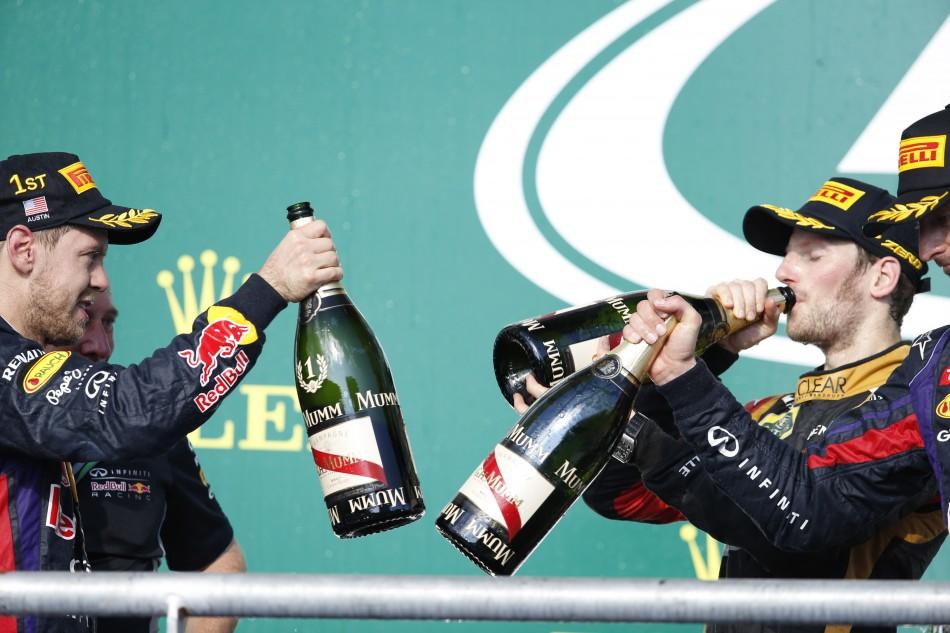 F1 2013 season Highlights