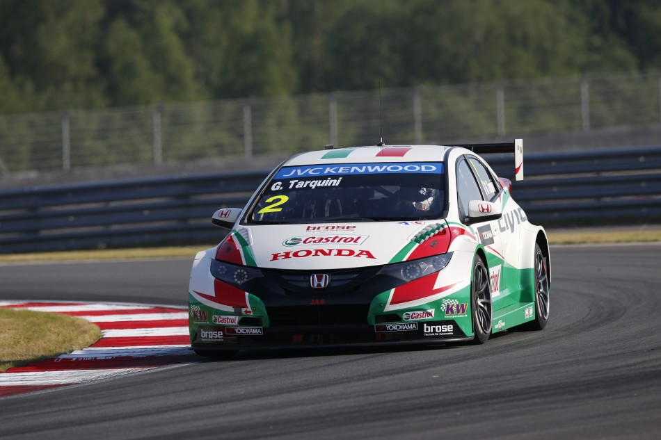 WTCC 2014 - Race of Russia