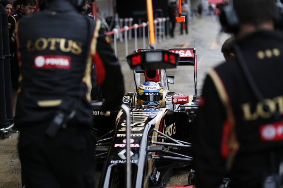 F1 2014 - Barcelona In-Season Test