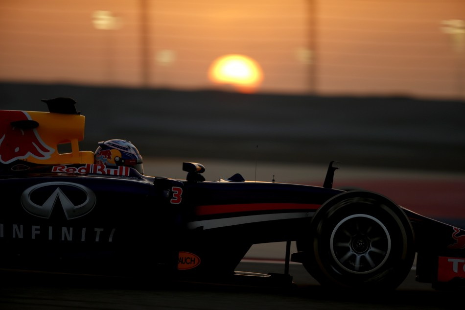 F1 2014 - Bahrain Pre Season Tests