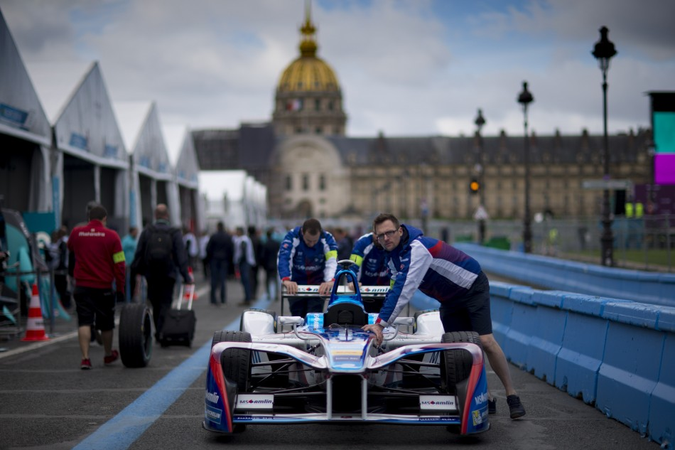 FIA, Motorsport, Racing, FE, Formula E, Paris, Paris ePrix, ParisPrix