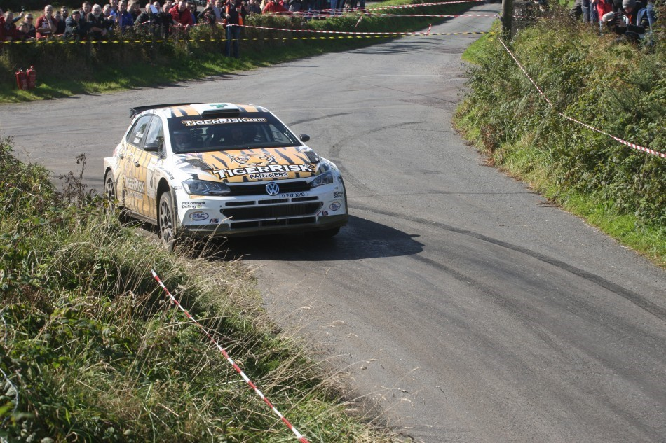 FIA ERT Celtic - Cork 20 International Rally - McGormack / Barney
