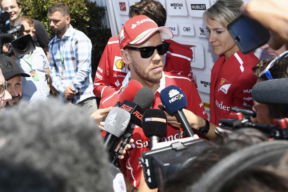 FIA, Motorsport, Formula One, Canadian Grand Prix, 2017