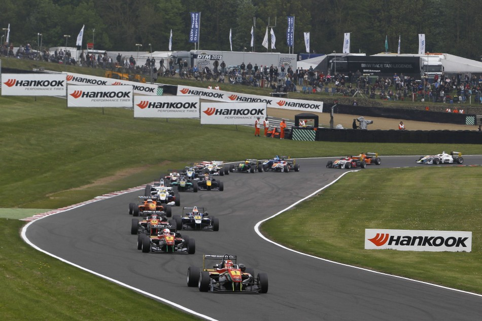 F3 European Championship 2013 - Brands Hatch