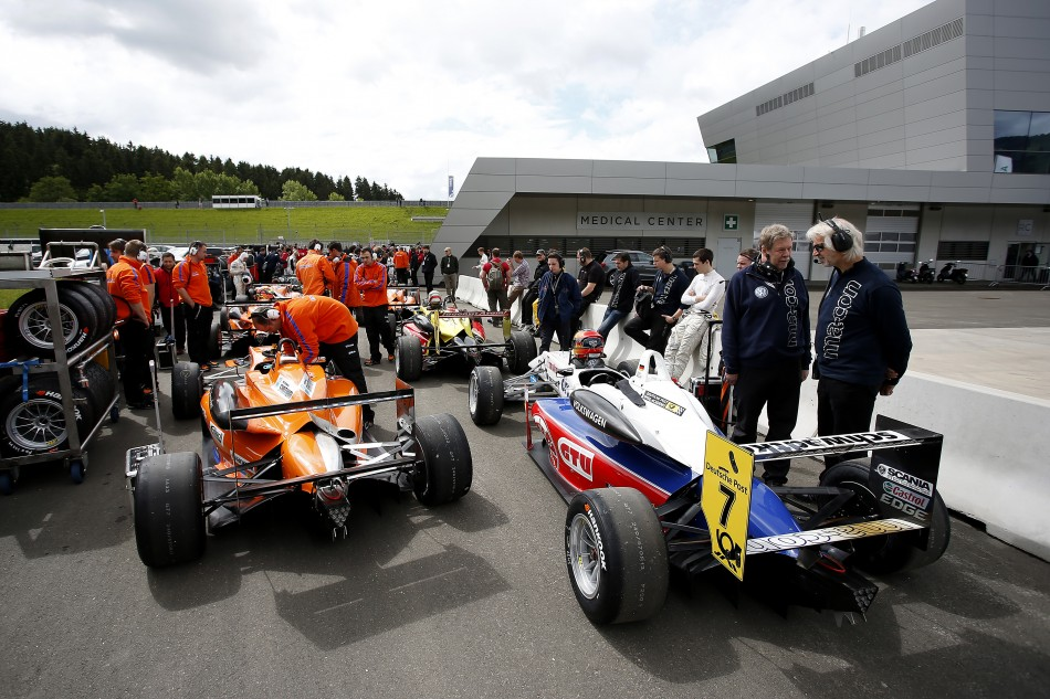F3 European Championship 2013 - Red Bull Ring