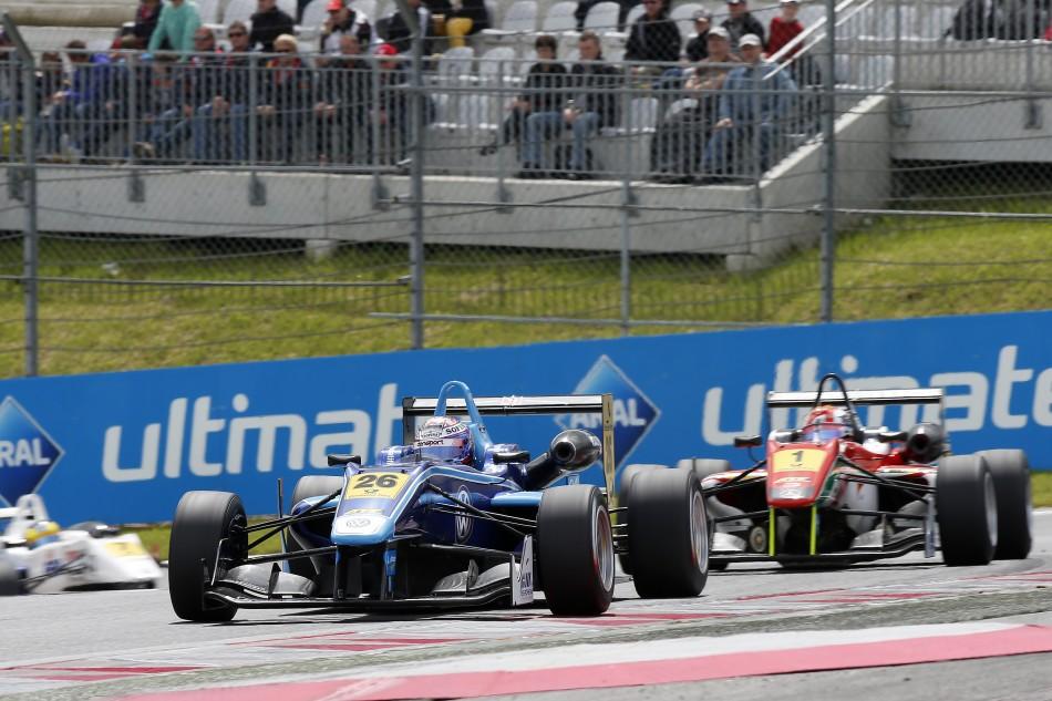 F3 European Championship 2013 - Red Bull Ring