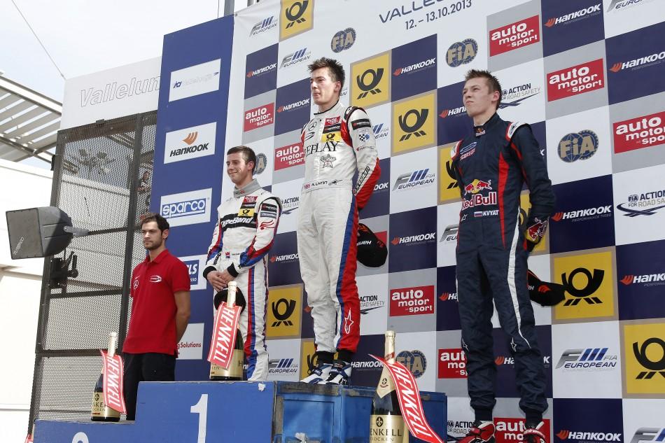 FIA F3 European Championship 2013 - Vallelunga
