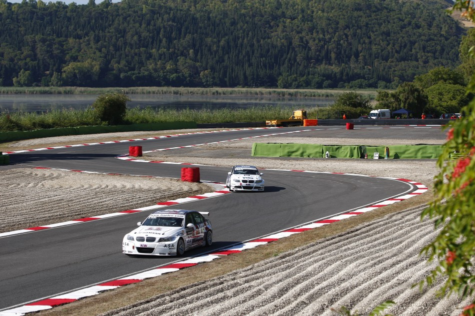 FIA European Touring Car Cup 2013 - Pergusa
