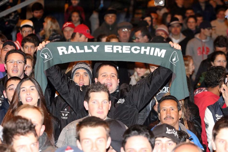 CODASUR 2013 - Rally de Erechim