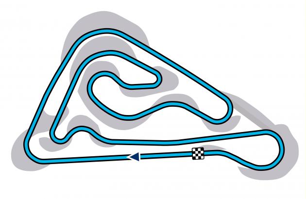 WTCC 2016 Circuit Slovakia