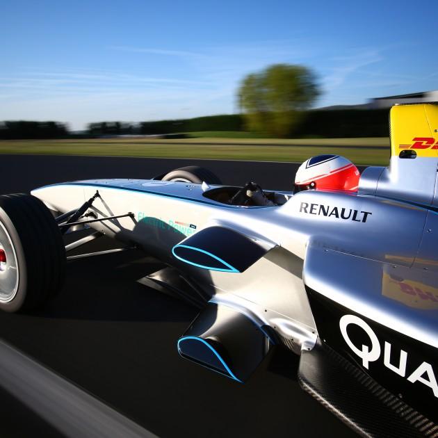 2014 Formula E - Tyres test session