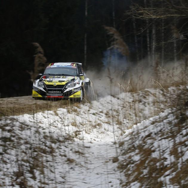 ERC 2014 - Rally Liepāja