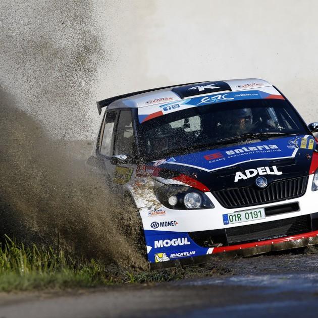 ERC 2014 - Barum Czech Rally Zlín