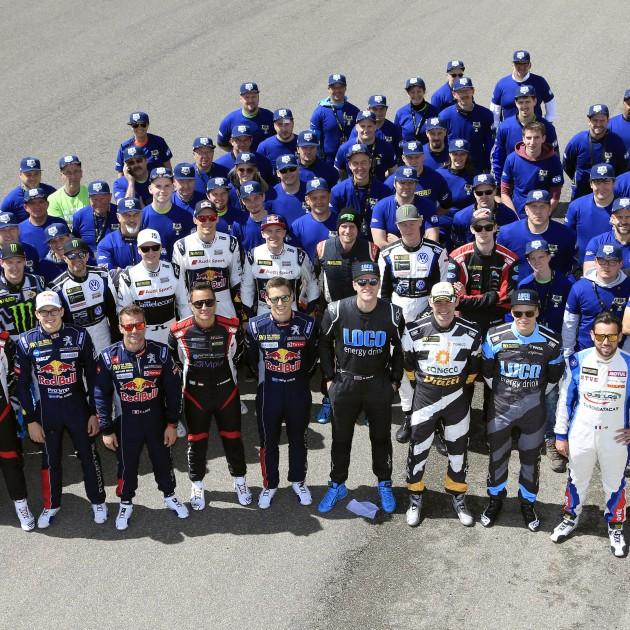 FIA, Volunteers day, MotorSport, F1, WTCC, World RX, ETRC, FE, F2